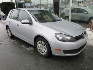 2013 Volkswagen Golf 2.5L AUTO WITH ONLY 79K!