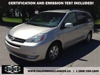2005 Toyota Sienna LE LEATHER PWR SLIDING DOORS