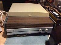 Vintage fidelity hf43 record player
