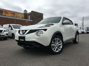 2017 Nissan Juke SV-ONLY 200 KM'S-NO FREIGHT-PDI CHARGE!!!