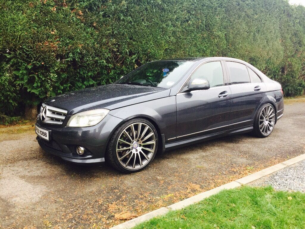 2007 mercedes c320 cdi amg sport auto finance available in belfast city centre belfast gumtree