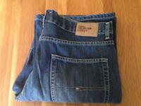 "Tommy Hilfiger Men's 'Manhattan' Bootcut Leg Jeans (36""W x 32""L) JUST REDUCED"
