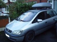 Breaking Vauxhall Zafira 2.0 dti Diesel