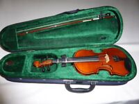 Violin 1-4 size, Student Beginners