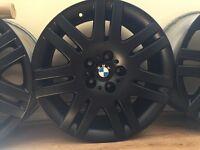 "18"" BMW ALLOYS - STYLE 93 Size 8x18 ET 24"