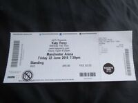 Ticket for Katy Perry