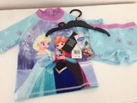 Baby's Girls Disney Frozen 2 Piece Swimsuit - UVA Protection - 18-24Months