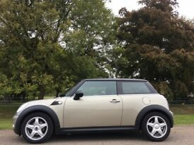 mini cooper hatch 1.6 3dr, great condition