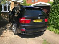 BMW X5 3.0 SD M Sport , 8 month Mot , full service history,2 keepers