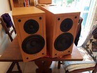 Eltax Liberty 3+ 130w and 2 Mission 73 Speakers Used