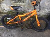 "CUDA Blox 16"" boys bike"