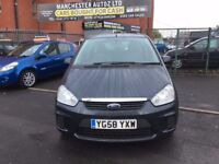 Ford C-Max 1.6 TDCi Style 5dr ONE FORMER KEEPER,2 KEYS,