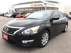 2015 Nissan Altima 2.5S - One-Owner / Accident-Free!