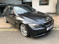 BMW 325I M SPORT FULL LEATHER SERVICE HISTORY
