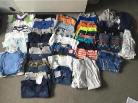 Baby boys clothes bundle 6/9 months