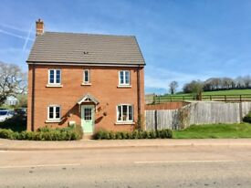 Beautiful 3 Bedroom Home To Rent In Cullompton