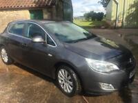 Vauxhall Astra 1.7 CDTI spare or repair