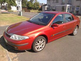 2001-2007 Renault Laguna for breaking \ parts, regulators, doors, bumpers, gearbox, engine, exhaust.