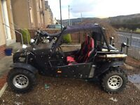 Joyner 650cc buggy on or off-road