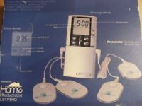 4 PADS MASSAGER (Brand New & Boxed)