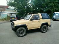 Cheap 4x4 off road truck jeep sportrak