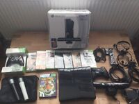 Xbox 360 Kinect bundle with extras Great deal