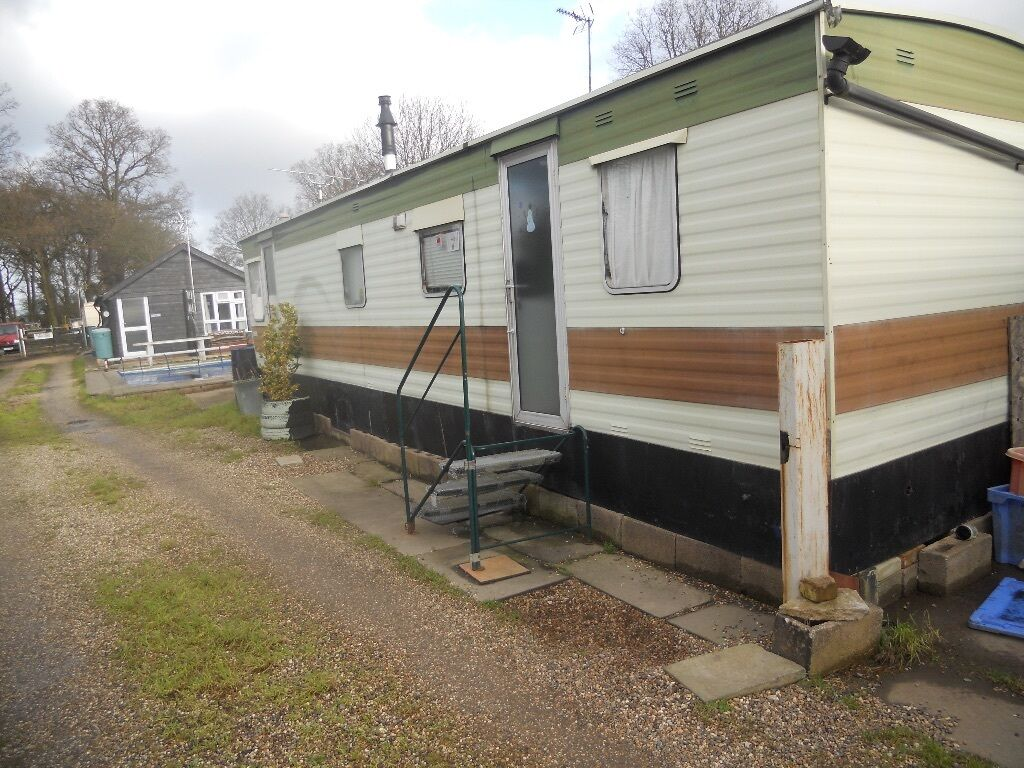 Two bedroom mobile home with one bedroom left for rent for for Single person house