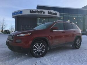 2014 Jeep Cherokee NORTH FWD 3.2L V6, GREAT ON GAS!