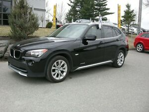 2012 BMW X1 xDrive28i_ CUIR_GPS_TOIT PANORAMIQUE !