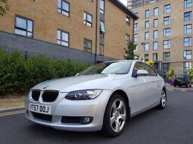 BMW 3 SERIES 320i SE E92 Coupe 2.0 Petrol Manual 2007 (NEW MOT 12 MONTHS)
