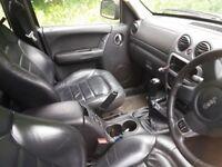 Car jeep cherokee