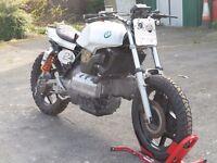 BMW K75 CUSTOM BUILT FLAT TRACKER / CAFE RACER / STREET SCRAMBLER