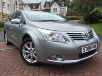 *A VERY LOW MILEAGE 1 OWNER CAR*ONLY 16,000 MILES FSH*2009(09)TOTOYA AVENSIS TR V-MATIC 6 SPEED*