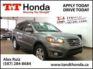 2011 Hyundai Santa Fe GL *Local SUV, No Accidents, Bluetooth*