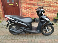 2014 Honda NSC Vision 110, new MOT, very good condition, runs very well, ride away, not sh pcx 125
