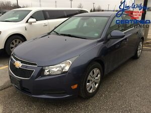 2014 Chevrolet Cruze 1LT AUTO BLUETOOTH BACK UP CAMERA JUST OFF-