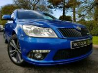 Oct 2010 Skoda Octavia VRS 2.0 Tdi Cr 170bhp, Full Heated Leather, Full Service History, Low Miles!