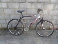 mens bike 26'' saracen
