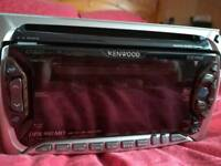 Kenwood dpx 910 double din stereo