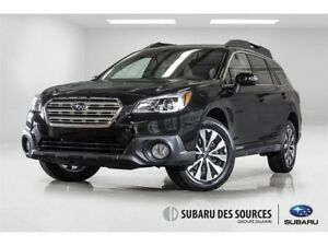2017 Subaru Outback 3.6R Limited Toit, Cuir, Navigation!