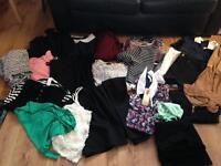 Large bundle of clothes size 6-8