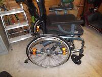 wheelchair ec odyssey sp suspension whellchair