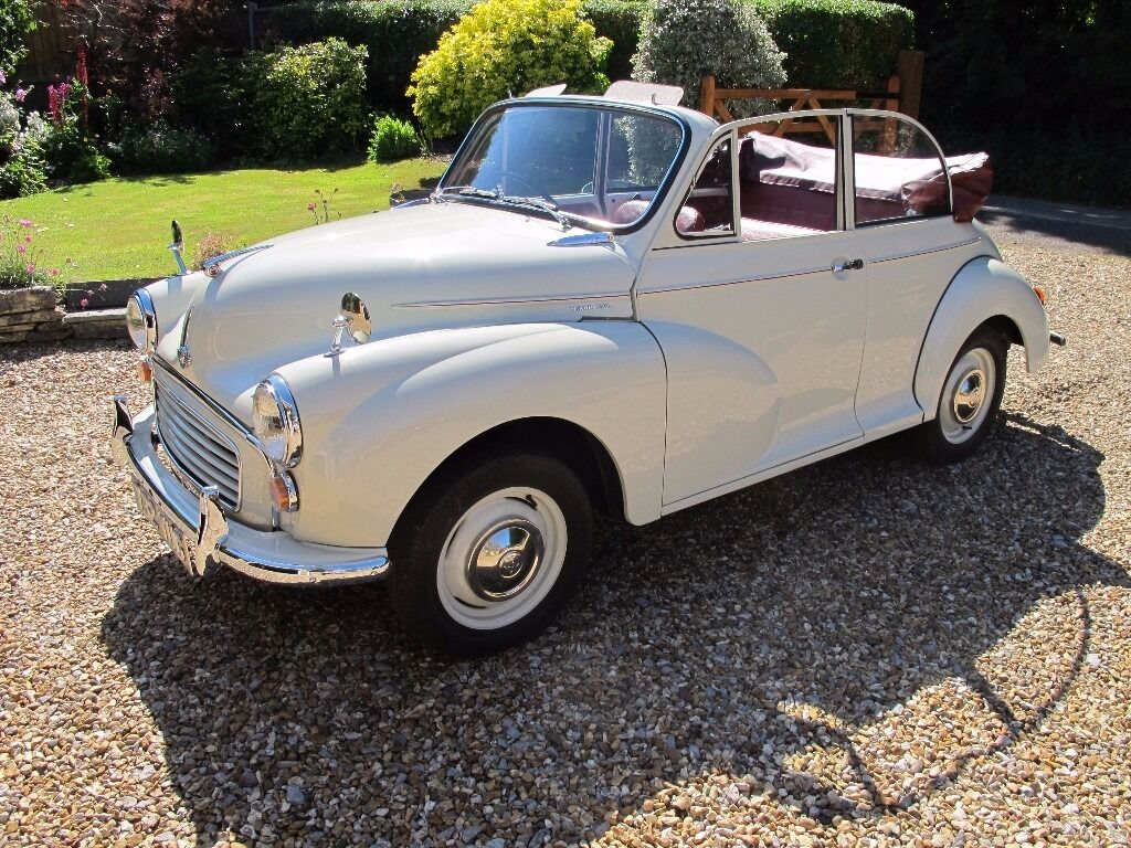morris minor 1000 convertible immaculate condition price. Black Bedroom Furniture Sets. Home Design Ideas