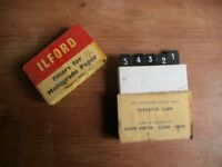 Vintage Ilford Filters