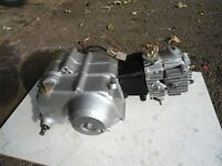 Honda 50 Stepthrough Engine