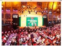 Grand Prix darts tickets Blackpool, top seats face value including final