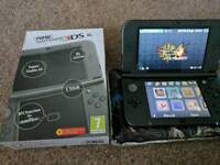 New nintendo 3dsxl and games