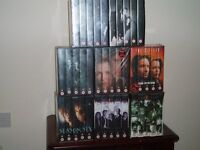 X-Files Season 1 - 8 VHS Box Sets. New still in sealed packaging