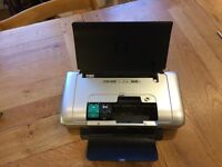Portable HP Printer in very good condition