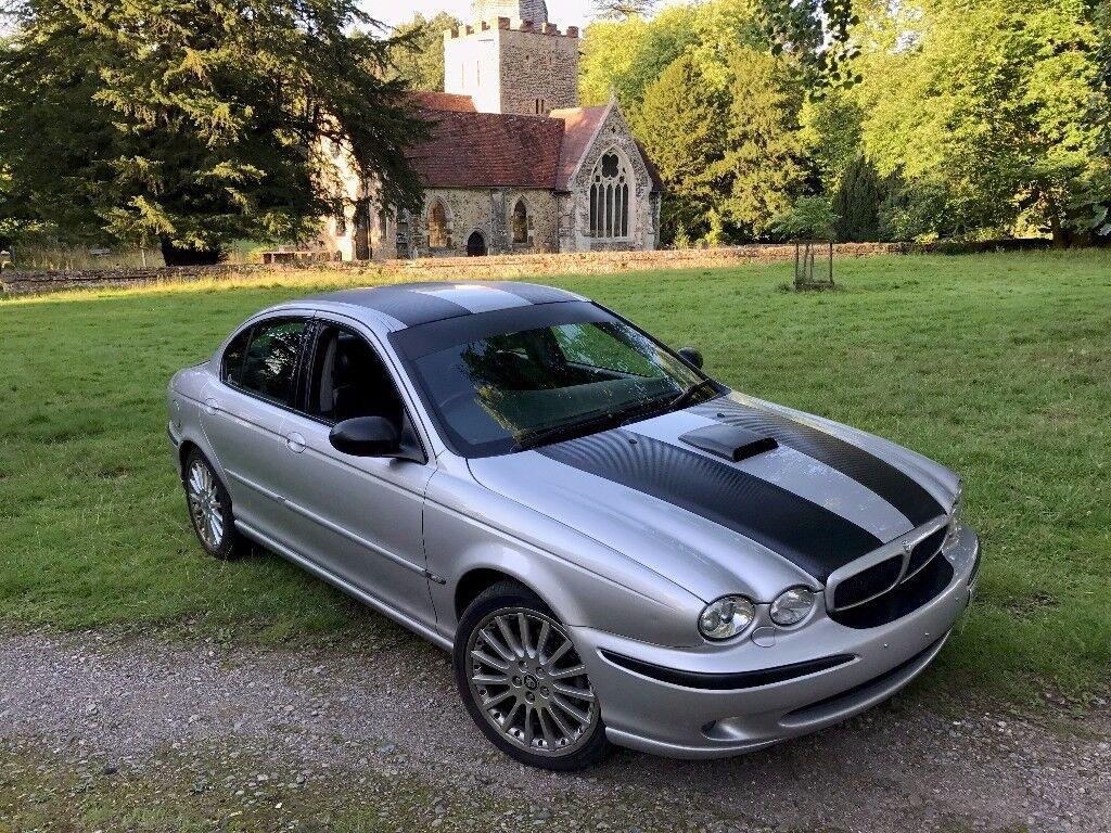 Jaguar X-Type Sport 2.5 V6 - low mileages, very good condition, unique look